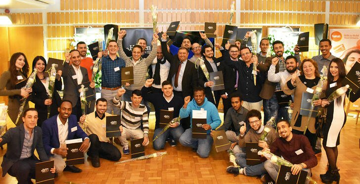 Hanken & SSE Executive Education Finland Business Lead 2016 Diploma Ceremony